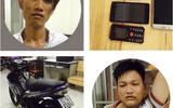 Cảnh sát nổ súng khống chế 2 tên cướp manh động trên đường phố Sài Gòn