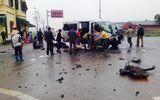 Vụ xe đón dâu đâm xe tải ở Hà Nam: Điều trị miễn phí cho nạn nhân