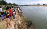 Học sinh lớp 2 đuối nước khi tắm sông Dinh