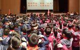 Học sinh tiểu học ở Trung Quốc cam kết tẩy chay Hàn Quốc