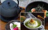 Cơm trà xanh mơ muối – Món ăn tinh tế thanh lọc tinh thần của người Nhật Bản