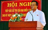Kết luận chính thức vụ Phó Bí thư Tỉnh ủy Bình Định bị tố cáo