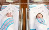 Sự trùng hợp ngẫu nhiên: Hai em bé tên Romeo và Juliet sinh cùng một bệnh viện