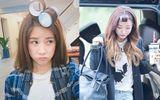 Apink và dàn sao nữ Kpop cực đáng yêu với lô cuốn tóc