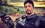 Johnny Trí Nguyễn gặp tai nạn, xe Ducati 400 triệu vỡ nát