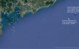 Tàu hơn 3 nghìn tấn bị chìm ở Vũng Tàu, 9 thuyền viên mất tích