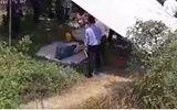 Thi thể bị trói tay, chân trong bao tải: Xác định 2 nghi phạm