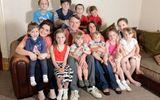 Gia đình đông con nhất nước Anh đang mong đợi thành viên thứ 20 chào đời