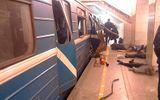Tấn công khủng bố tàu điện ngầm Nga, ít nhất 11 người thiệt mạng