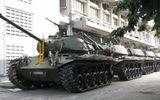 Thái Lan mua tăng mới của Trung Quốc, thay thế mẫu cũ của Mỹ