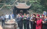 Giỗ tổ Hùng Vương 2017: Chủ tịch nước dâng hương tưởng nhớ các Vua Hùng