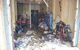 Cháy nhà trong khu dân cư, dân hốt hoảng di dời tài sản