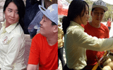 Trường Giang tới phim trường thăm Nhã Phương, dập tắt tin đồn trục trặc tình cảm