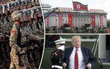 Trung Quốc có thể điều 150.000 binh sĩ tới biên giới Triều Tiên