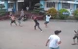Phạt tù nhóm côn đồ gây ra vụ hỗn chiến trong bệnh viện
