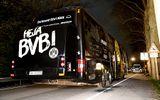 Cảnh sát bắt khẩn cấp 1 nghi phạm vụ đánh bom xe bus CLB Dortmund