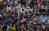 390 người thiệt mạng trong lễ hội té nước tại Thái Lan