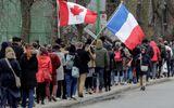 Hôm nay, 46 triệu cử tri Pháp đi bầu cử tổng thống