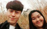 """""""Phát hờn"""" với cô gái mập ú sang Hàn du học lấy được chồng """"soái ca"""""""