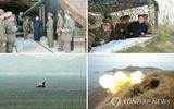 Triều Tiên diễn tập bắn đạn thật quy mô lớn chưa từng có