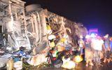 Nguyên nhân ban đầu vụ lật xe giường nằm ở Phú Yên khiến 15 người nhập viện cấp cứu