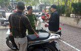 Hà Nội: Truy tìm chủ nhân của xe SH bị mất cắp