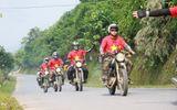 Kinh nghiệm chạy xe máy trên đường khi đi phượt
