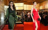 Phạm Hương, Hà Hồ nổi bật trên thảm đỏ tuần lễ thời trang