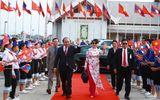 Thủ tướng lên đường dự Hội nghị cấp cao ASEAN 30 tại Philippines