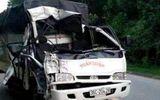 Tai nạn giao thông, một thượng úy công an tử vong
