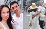 Angela Phương Trinh và Võ Cảnh tình tứ ôm eo nhau đi du lịch Đà Nẵng