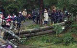 Vụ cột điện đổ ở Kon Tum: Thêm một cháu bé tử vong