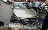 Hải Dương: Viện trưởng VKSND lái xe gây tai nạn liên hoàn