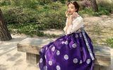 Kiều Ngân tung bộ ảnh mặc Hanbok mặc tin đồn sắp kết hôn