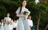 """Mời phù dâu Lưu Diệc Phi xinh đẹp đến thế này, cô dâu thật...""""dũng cảm"""""""