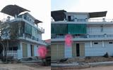 """Độc đáo ngôi nhà có thiết kế """"đánh lừa thị giác"""" khiến người xem cười """"sấp mặt"""""""
