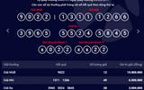 Kết quả xổ số điện toán Vietlott ngày 9/5: 12 khách hàng may mắn trúng giải nhất