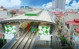 Tàu đường sắt Cát Linh - Hà Đông sắp mở cửa đón khách tham quan