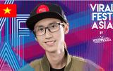 Nghệ sỹ trẻ Việt Nam thể hiện tài năng trong đêm giao lưu 2/6 tại Viral Fest Asia 2017