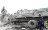 Tai nạn giao thông nghiêm trọng ở Hà Nam, 2 tài xế tử vong tại chỗ