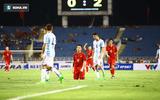 Trực tiếp U22 Việt Nam 0-2 U20 Argentina: U20 Argentina liên tiếp ghi siêu phẩm