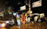 Tai nạn liên hoàn, nữ sinh bị hất văng lên vỉa hè tử vong