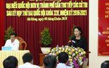 Chủ tịch Quốc hội: Tăng cường hoạt động tiếp xúc cử tri
