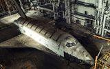 Đi bộ 38km trên sa mạc, người đàn ông phát hiện ra tàu con thoi của Liên Xô cũ