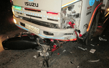 Tai nạn giao thông, 2 cha con tử vong sau khi dự tiệc cưới về