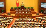 9H00: Khai mạc kỳ họp thứ 3 Quốc hội khóa XIV