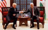 Tổng thống Trump gặp lãnh đạo Palestine, tìm kiếm ổn định tại khu vực Trung Đông