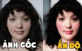 Nhờ dân mạng khắp thế giới photoshop ảnh chân dung, cô gái Mỹ sốc khi nhận kết quả