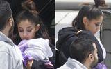Ariana Grande trở về Mỹ sau vụ khủng bố tại concert ở Manchester
