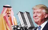 Những tính toán đằng sau 350 tỷ USD Tổng thống Trump kiếm được cho Mỹ từ Ả rập Xê-út